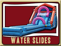 water slide Rental De Leon Springs